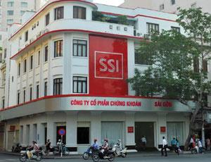 SSI tiếp tục đứng đầu thị phần môi giới quý II/2014