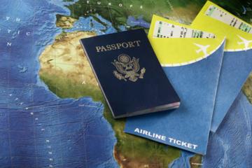 [INFOGRAPHIC] Vị trí của cuốn hộ chiếu Việt Nam trên bản đồ thế giới?