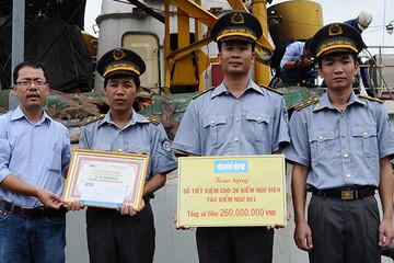 Chi 11.500 tỷ đồng đóng 32 tàu cảnh sát biển và kiểm ngư