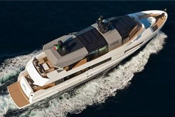 """Arcadia 115 M Ocean: Du thuyền nhỏ mà """"chất"""""""