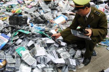 Hàng giả xuất xứ Việt Nam có biểu hiện gia tăng