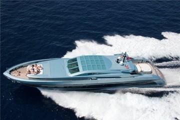 """Du thuyền Blue Princess star - nàng """"công chúa xanh"""" trên biển"""