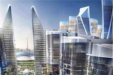 Ngắm trung tâm thương mại lớn nhất thế giới tại Dubai