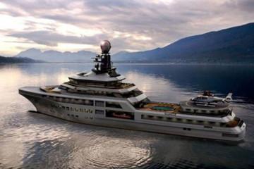 Palmer Johnson World -  Đế vương trong thế giới siêu du thuyền