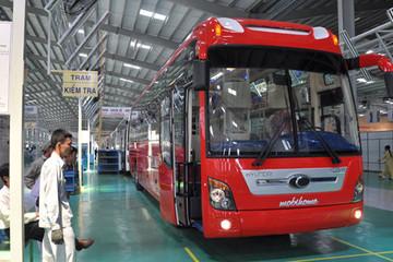Thaco tăng trưởng 40%, dẫn đầu VAMA