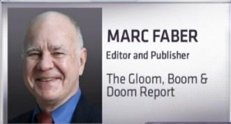 Marc Faber: Bong bóng tài sản đã bắt đầu xì hơi