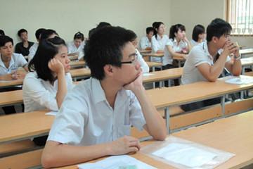 Đề thi và gợi ý đáp án môn Tiếng Anh khối D1, môn Sinh khối B