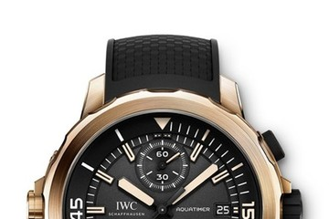 IWC ra mắt hàng loạt phiên bản đồng hồ lặn biển Aquatimer