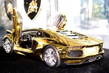 Những món đồ bằng vàng đắt giá nhất từng được tạo ra