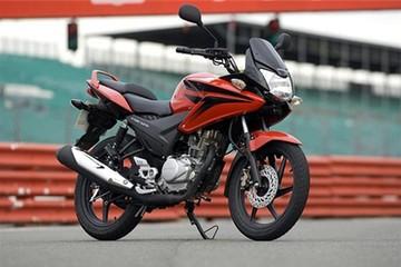 Honda CBF125 - nakedbike hạng nhỏ đắt khách