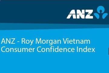 ANZ: Chỉ số Niềm tin người tiêu dùng Việt Nam tăng 7,7 điểm trong tháng 6