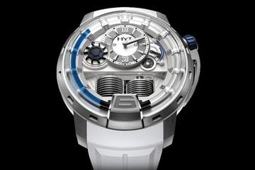 HYT giới thiệu đồng hồ H1 Iceberg
