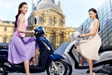 Yamaha ra mắt xe tay ga hạng sang dành cho phái đẹp