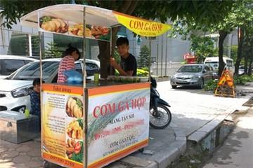 Kinh doanh cơm bụi take-away