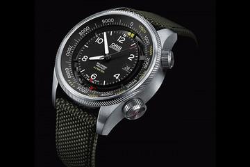 Oris Big Crown ProPilot Altimeter - Chiếc đồng hồ đo độ cao đầu tiên trên thế giới