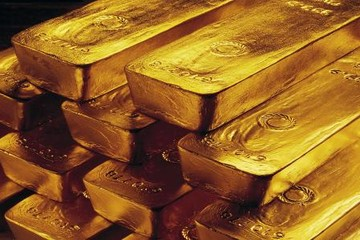 Giá vàng tiếp tục giảm sau quyết định của Fed