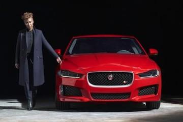 Xuất hiện hình ảnh mới nhất của chiếc Jaguar XE