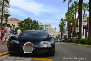 Siêu xe hàng hiếm Veyron Sang Noir bất ngờ tái xuất
