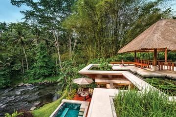 Đắm mình giữa thiên nhiên tại Four Seasons Resort Bali