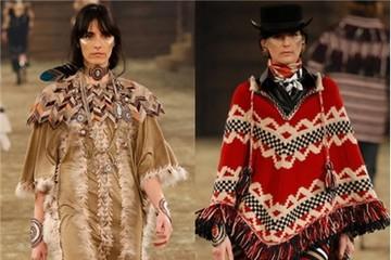 BST Chanel Pre Fall 2014: Sự thăng hoa của phong cách cao bồi
