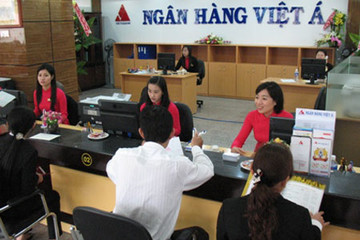 VietAbank 6 tháng lợi nhuận sau thuế 7,9 tỷ đồng