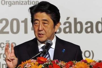 Đoàn xe chở Thủ tướng Nhật bị tai nạn tại Brazil