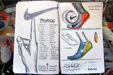 CEO hãng Nike đi họp: Không viết, ghi âm mà… ngồi vẽ nguệch ngoạc