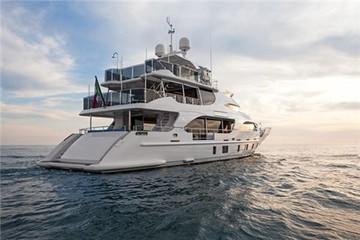 Du thuyền siêu sang Benetti My Paradis chính thức hạ thủy