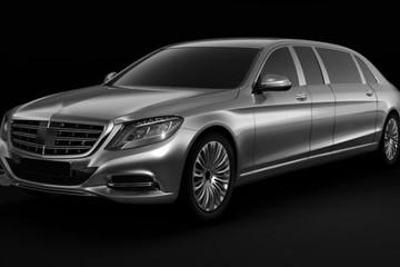 Rò rỉ hình ảnh siêu phẩm đắt giá nhất của Mercedes Benz