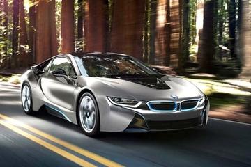 Đấu giá chiếc BMW i8 Concours d'Elegance Edition độc nhất vô nhị