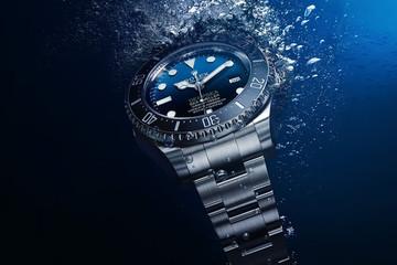 Cá tính và lịch lãm với đồng hồ Rolex Deepsea