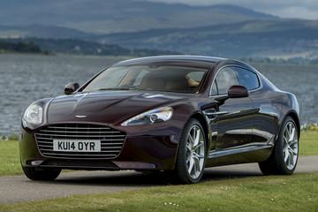 Aston Martin Rapide S phiên bản nâng cấp: Nhanh hơn, tiết kiệm hơn