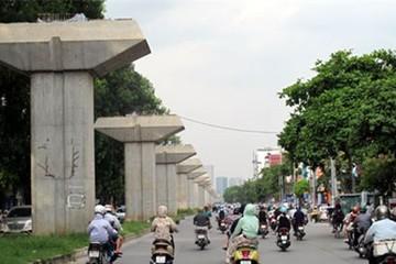 Dự án Đường sắt đô thị trên cao chậm tiến độ, phải cùng nhau tháo gỡ