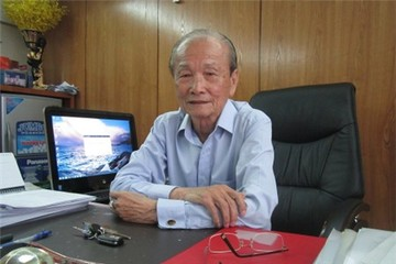 Ông giám đốc khởi nghiệp ở tuổi 65
