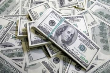 Mỹ: Thâm hụt cán cân thu chi ngân sách liên bang tiếp tục giảm