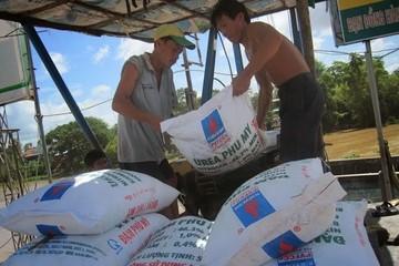 Chi 675 triệu USD nhập khẩu phân bón 7 tháng đầu năm, giảm 31,3%