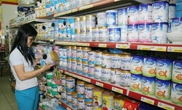 Thực thi giá trần sản phẩm sữa: Mỗi nơi mỗi khác