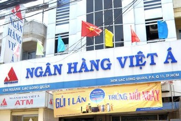 VietAbank chuyển trụ sở chính ra Hà Nội