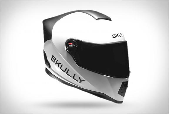 Skully AR-1 - Chiếc mũ bảo hiểm thông minh nhất thế giới
