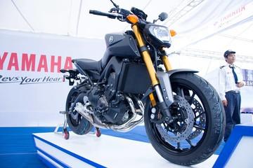 """Yamaha MT-09 – Naked bike cực """"chất"""" xuất hiện tại Hà Nội"""