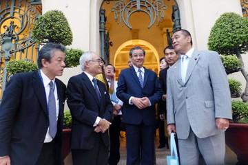 Nhà đầu tư Nhật Bản đến TPHCM nhiều hơn