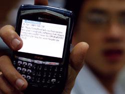Quảng bá sản phẩm ngân hàng thời  tin nhắn rác