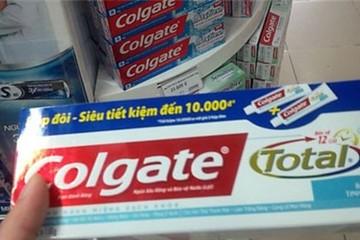 """Bộ Y tế trả lời thông tin """"kem đánh răng Colgate chứa chất gây ung thư"""""""