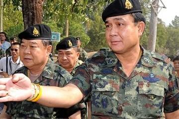 Tướng đảo chính Thái Lan lên làm Thủ tướng
