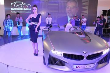 """BMW Vision ConnectedDrive """"bằng xương bằng thịt"""" tại Việt Nam"""