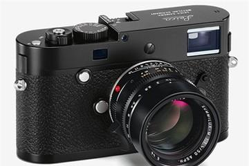 Máy ảnh Leica MP dùng kính sapphire giá gần 8.000 USD