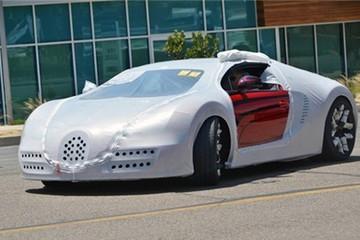 Khắt khe như vận chuyển siêu xe Bugatti