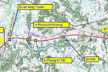 Quảng Nam đề nghị bố trí hơn 705 tỷ đồng giải phóng mặt bằng cao tốc Đà Nẵng - Quảng Ngãi