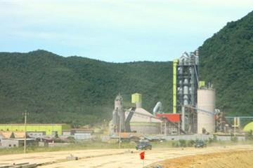 Xây trạm nghiền xi măng 1,8 triệu tấn/năm tại Vũng Áng