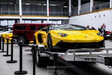 DMC trình làng xế độ Lamborghini Aventador Roadster